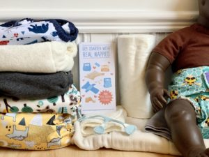 Real Nappies for London - Reusable Nappy Demonstration @ Online via Zoom